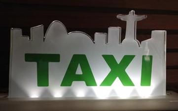 O Taxista Carioca