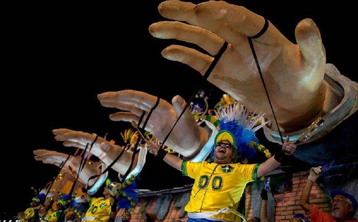 Escola de Samba semPartido