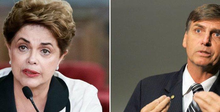 Dilma x Bolsonaro