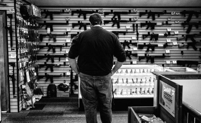 A pistola doBenê